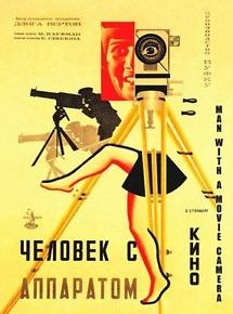 Truth and the Camera: Man with a Movie Camera
