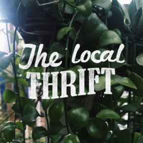 The Local Thrift — A Garage Sale Project Fostering Sustainable Practices